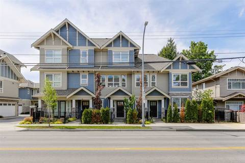 Townhouse for sale at 9211 No. 2 Rd Unit 3 Richmond British Columbia - MLS: R2453685