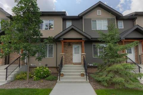 Townhouse for sale at 9515 160 Ave Nw Unit 3 Edmonton Alberta - MLS: E4166148