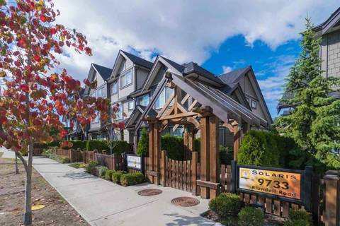 Townhouse for sale at 9733 Blundell Rd Unit 3 Richmond British Columbia - MLS: R2427816