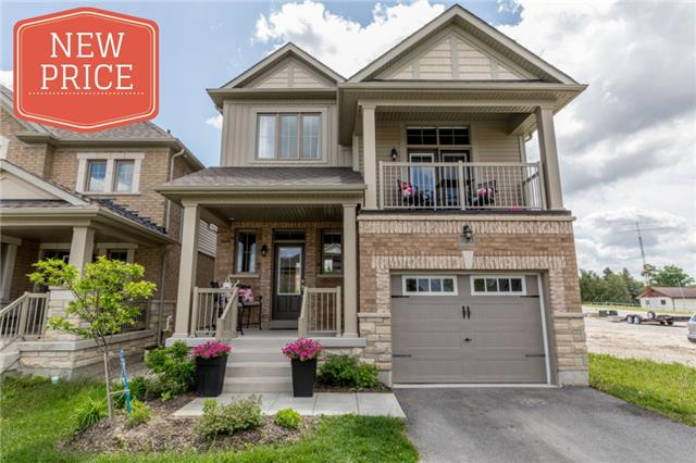 House for sale at 3 Adams Road New Tecumseth Ontario - MLS: N4302596