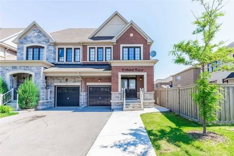 Townhouse for sale at 3 Andretti Cres Brampton Ontario - MLS: W4495191