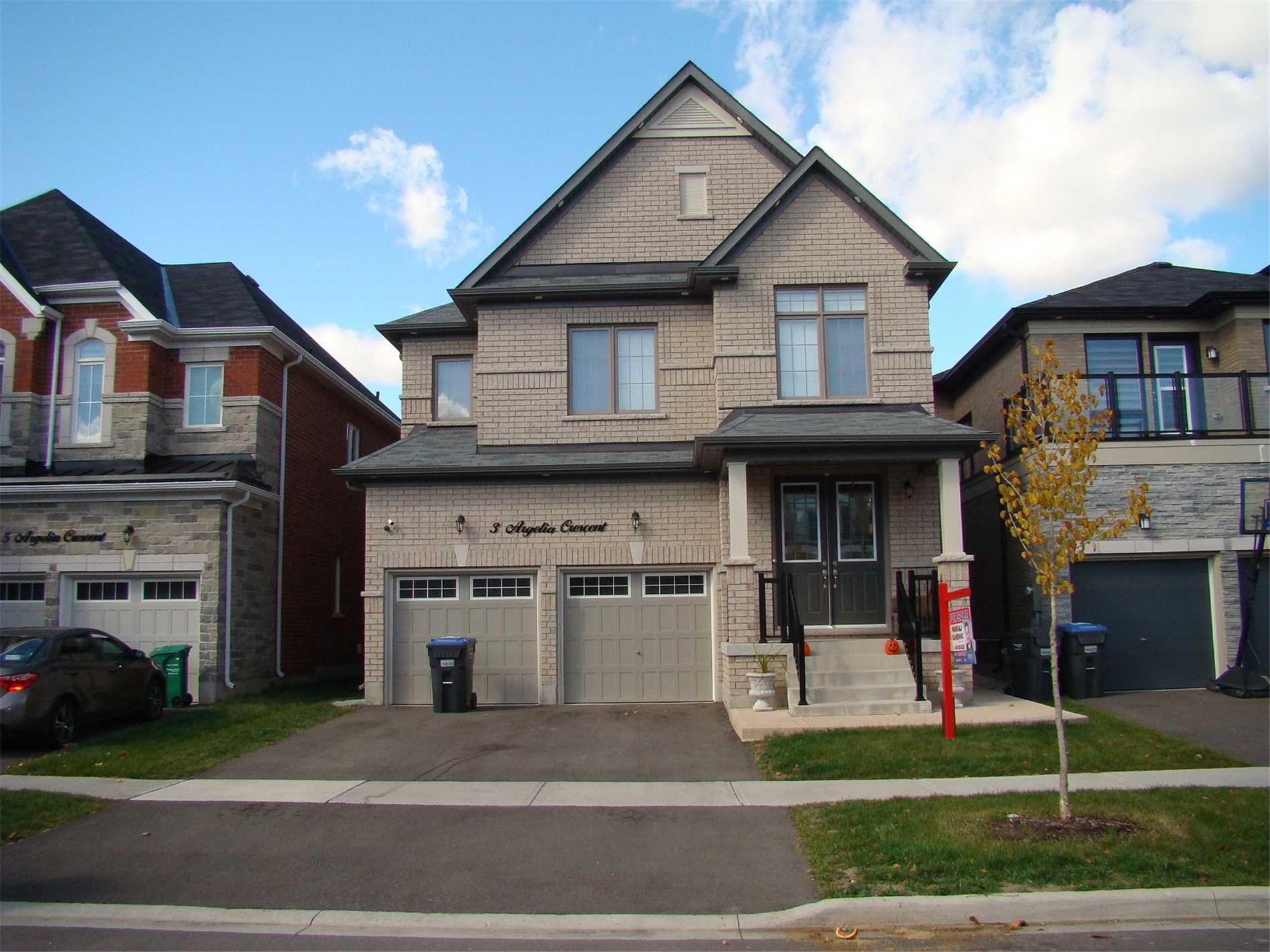 For Sale: 3 Argelia Crescent, Brampton, ON   4 Bed, 5 Bath House for $1249900.00.