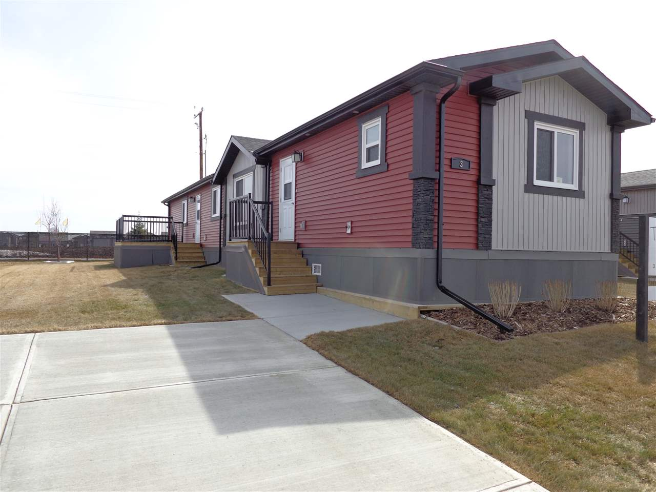 For Sale: 3 Aspen Avenue, Morinville, AB | 3 Bed, 2 Bath Home for $189,790. See 23 photos!