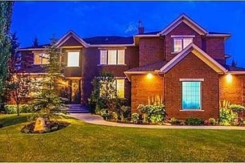 House for sale at 3 Aspen Ridge Cs Southwest Calgary Alberta - MLS: C4245751