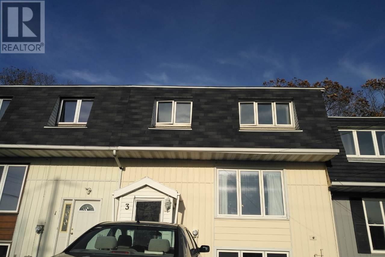 Townhouse for sale at 3 Bareng Ct Dartmouth Nova Scotia - MLS: 202023122