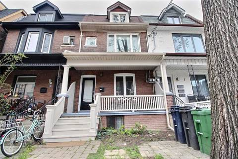Townhouse for sale at 3 Beatrice St Toronto Ontario - MLS: C4450145