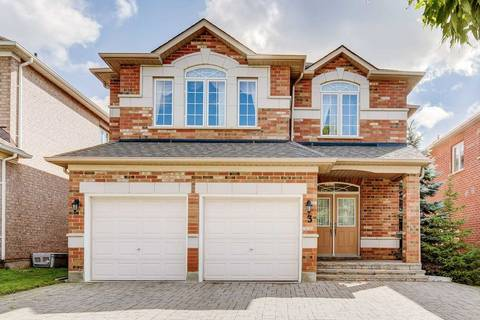 House for sale at 3 Bilberry Cres Richmond Hill Ontario - MLS: N4550824