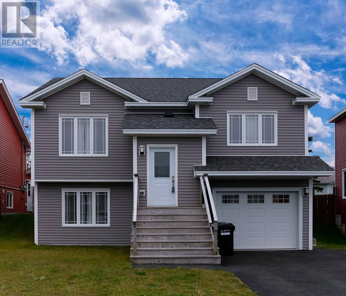House for sale at 3 Biscay Pl St John's Newfoundland - MLS: 1206757