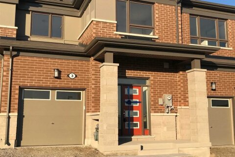 Townhouse for rent at 3 Boat St Brampton Ontario - MLS: W4960635