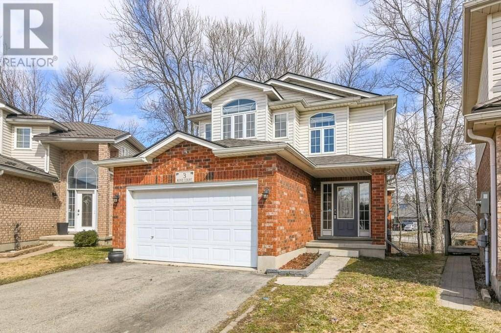 House for sale at 3 Bond Ct Guelph Ontario - MLS: 30797527
