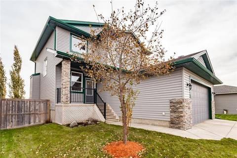 House for sale at 3 Bondar Gt Carstairs Alberta - MLS: C4272921