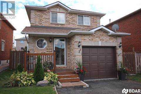 House for sale at 3 Booth Ln Barrie Ontario - MLS: 30734627