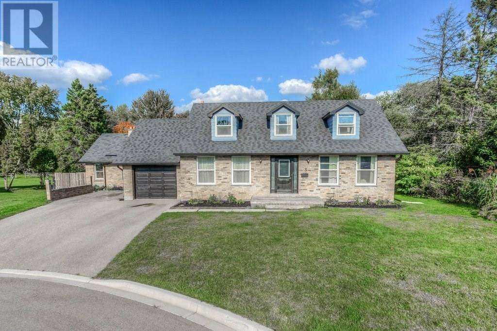 House for sale at 3 Brickwood Blvd Ingersoll Ontario - MLS: 30770967