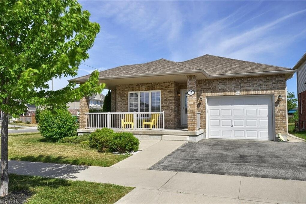 House for sale at 3 Broadoaks Dr Cambridge Ontario - MLS: 30820267