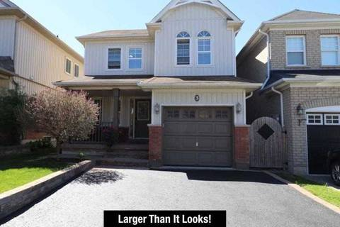 House for sale at 3 Brownridge Pl Whitby Ontario - MLS: E4459545