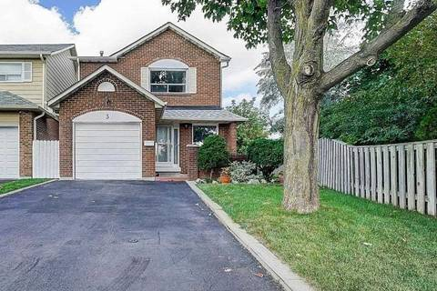 House for sale at 3 Buckland Wy Brampton Ontario - MLS: W4482543