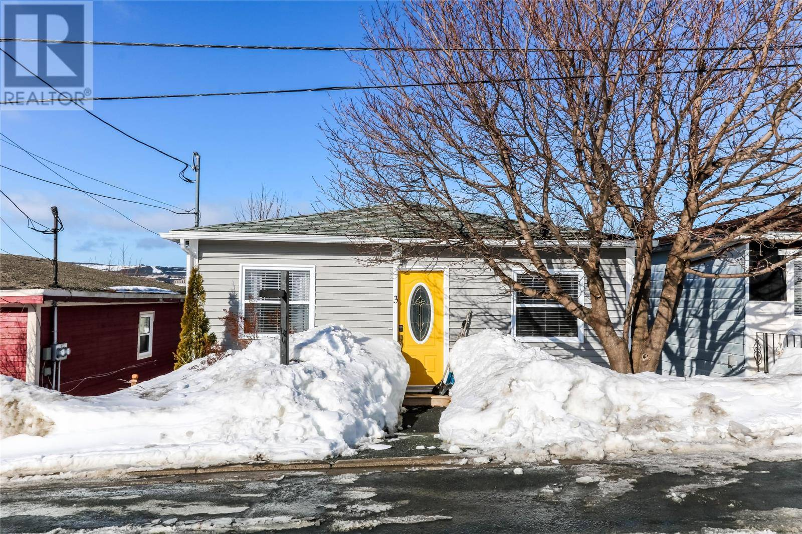 House for sale at 3 Cabot Ave St. John's Newfoundland - MLS: 1210146