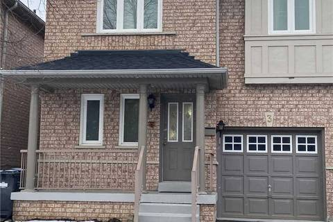 Townhouse for rent at 3 Canoe Glide Ln Brampton Ontario - MLS: W4687428