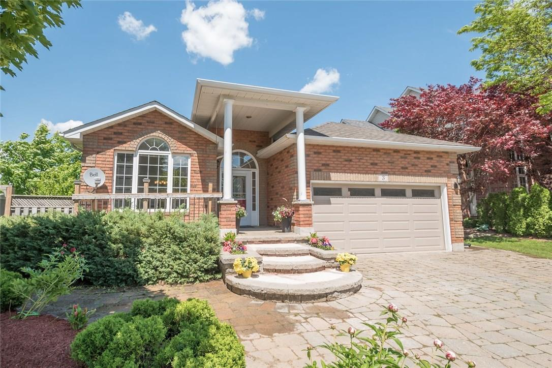 Removed: 3 Canter Court, Ancaster, ON - Removed on 2019-07-16 21:12:29