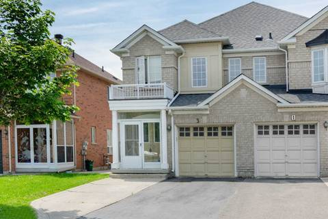 Townhouse for sale at 3 Carrillo St Vaughan Ontario - MLS: N4492537