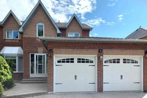 House for rent at 3 Casson Pl Markham Ontario - MLS: N4858487