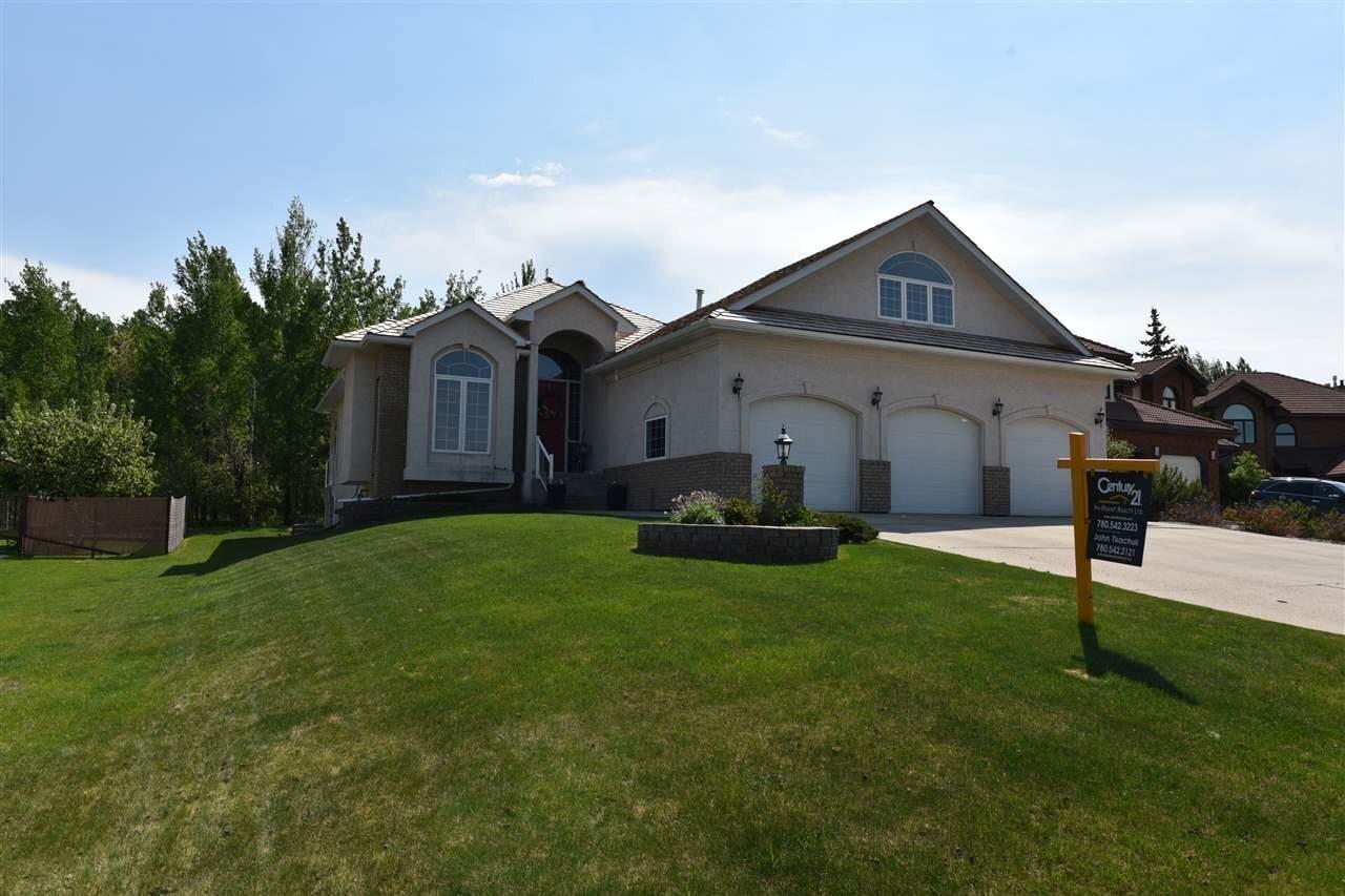 House for sale at 3 Celebrity Estates Dr Drayton Valley Alberta - MLS: E4090065