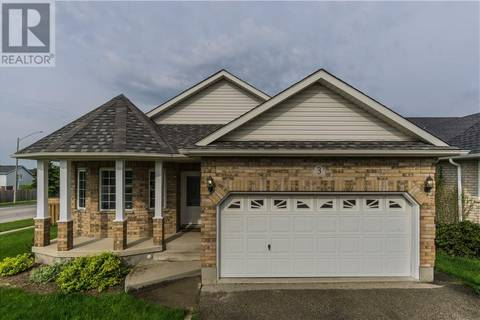 House for sale at 3 Chalk Ct Cambridge Ontario - MLS: 30749636