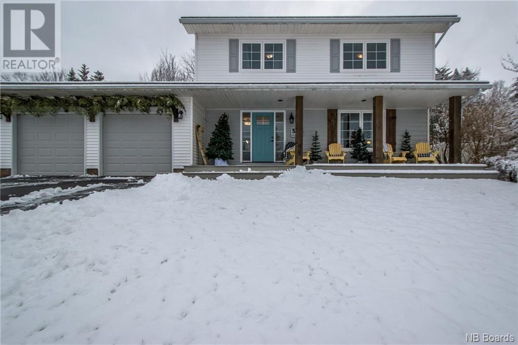House for sale at 3 Charleston Ct Quispamsis New Brunswick - MLS: NB052401