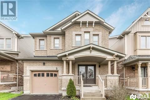House for sale at 3 Cherry Ln Alliston Ontario - MLS: 30738824