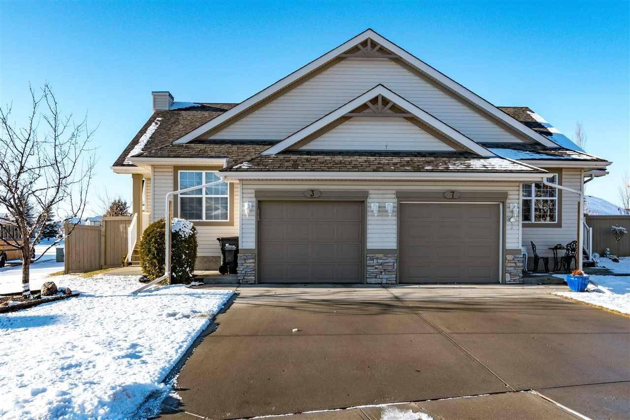 Townhouse for sale at 3 Christina Ct Sherwood Park Alberta - MLS: E4180684