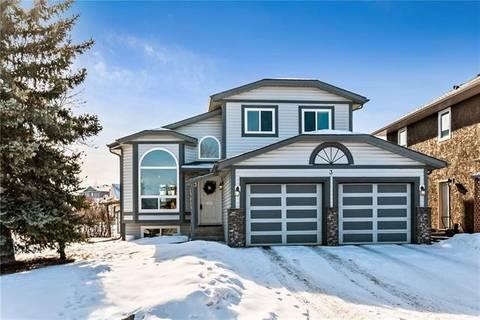 House for sale at 3 Cimarron Wy Okotoks Alberta - MLS: C4287307
