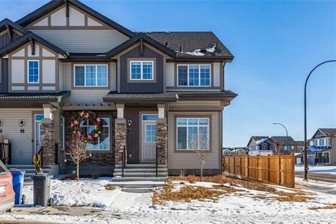 Townhouse for sale at 3 Clydesdale Cres Cochrane Alberta - MLS: C4287592
