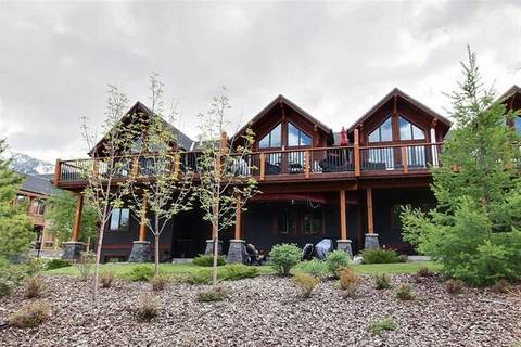 Condo for sale at 3 Creekside Me Canmore Alberta - MLS: C4254291