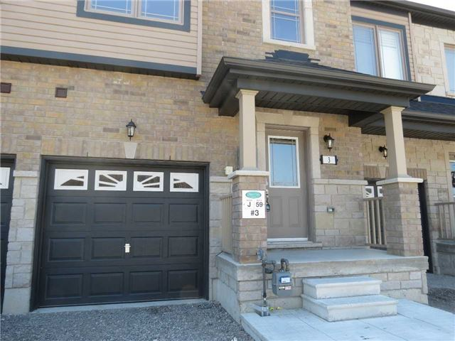 For Sale: 3 Cygnus Crescent, Barrie, ON | 3 Bed, 3 Bath Townhouse for $399,000. See 20 photos!
