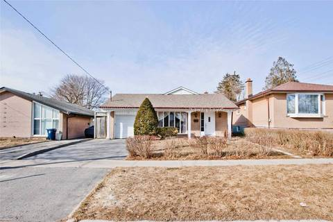 House for sale at 3 Darlingside Dr Toronto Ontario - MLS: E4484164