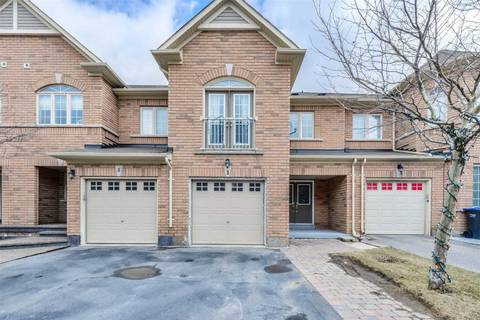 Townhouse for sale at 3 Deckman St Brampton Ontario - MLS: W4410166