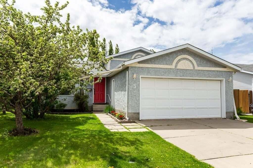 House for sale at 3 Denault Pl St. Albert Alberta - MLS: E4200133