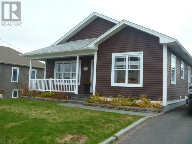 House for sale at 3 D'iberville St Carbonear Newfoundland - MLS: 1212350