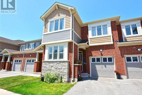 Townhouse for sale at 3 Dredge Ct Milton Ontario - MLS: 30746745