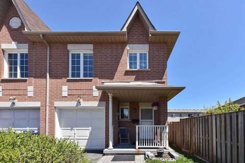 Townhouse for sale at 3 Echo Glen Rd Toronto Ontario - MLS: E4489165