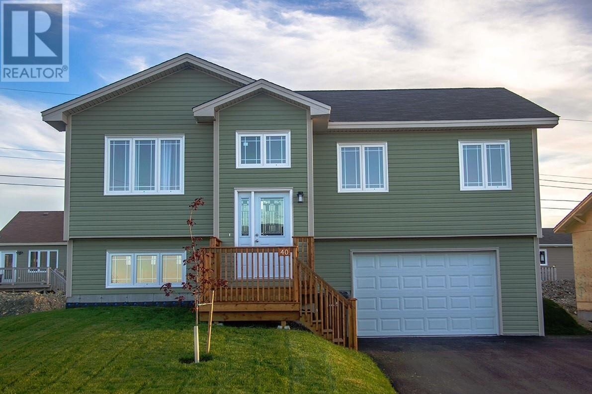 House for sale at 3 Electra Dr St. John's Newfoundland - MLS: 1222224