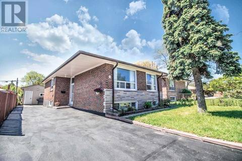 House for sale at 3 Ellie Dr Toronto Ontario - MLS: E4482688