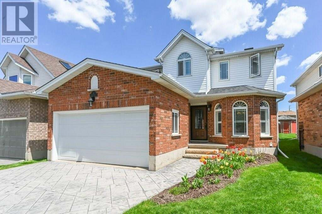 House for sale at 3 Esker Run Guelph Ontario - MLS: 30808226