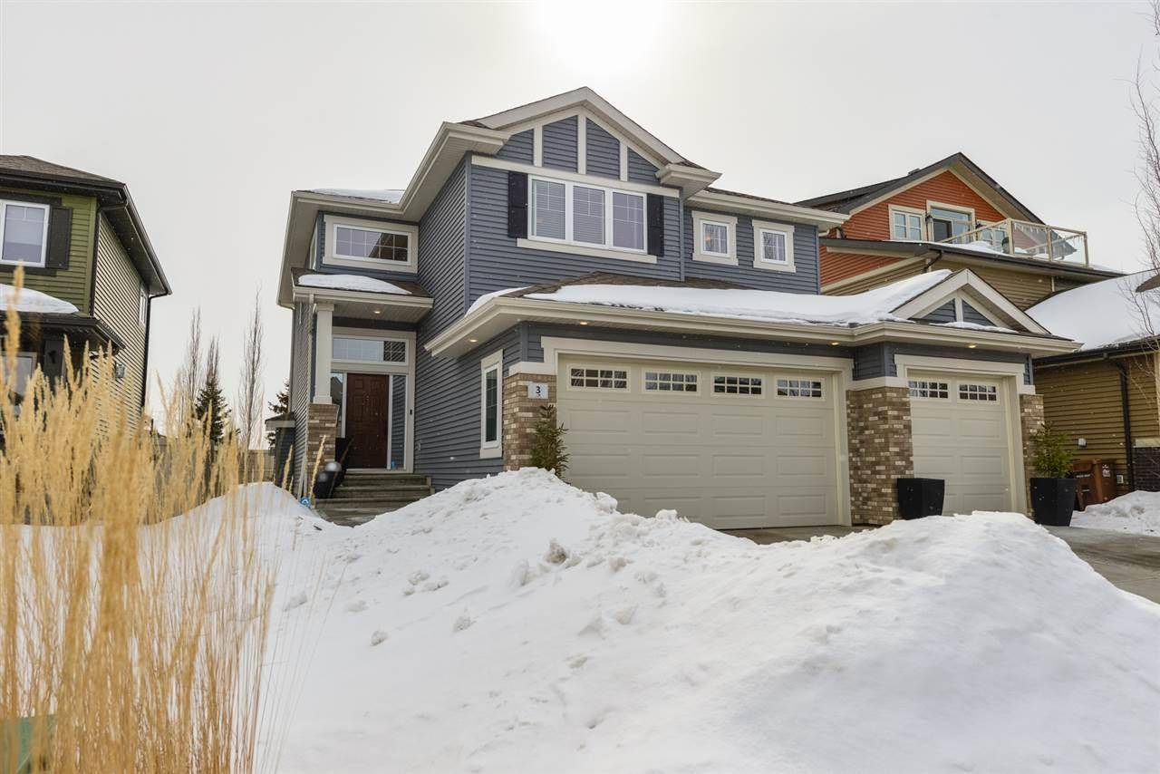 House for sale at 3 Executive Wy N St. Albert Alberta - MLS: E4192544