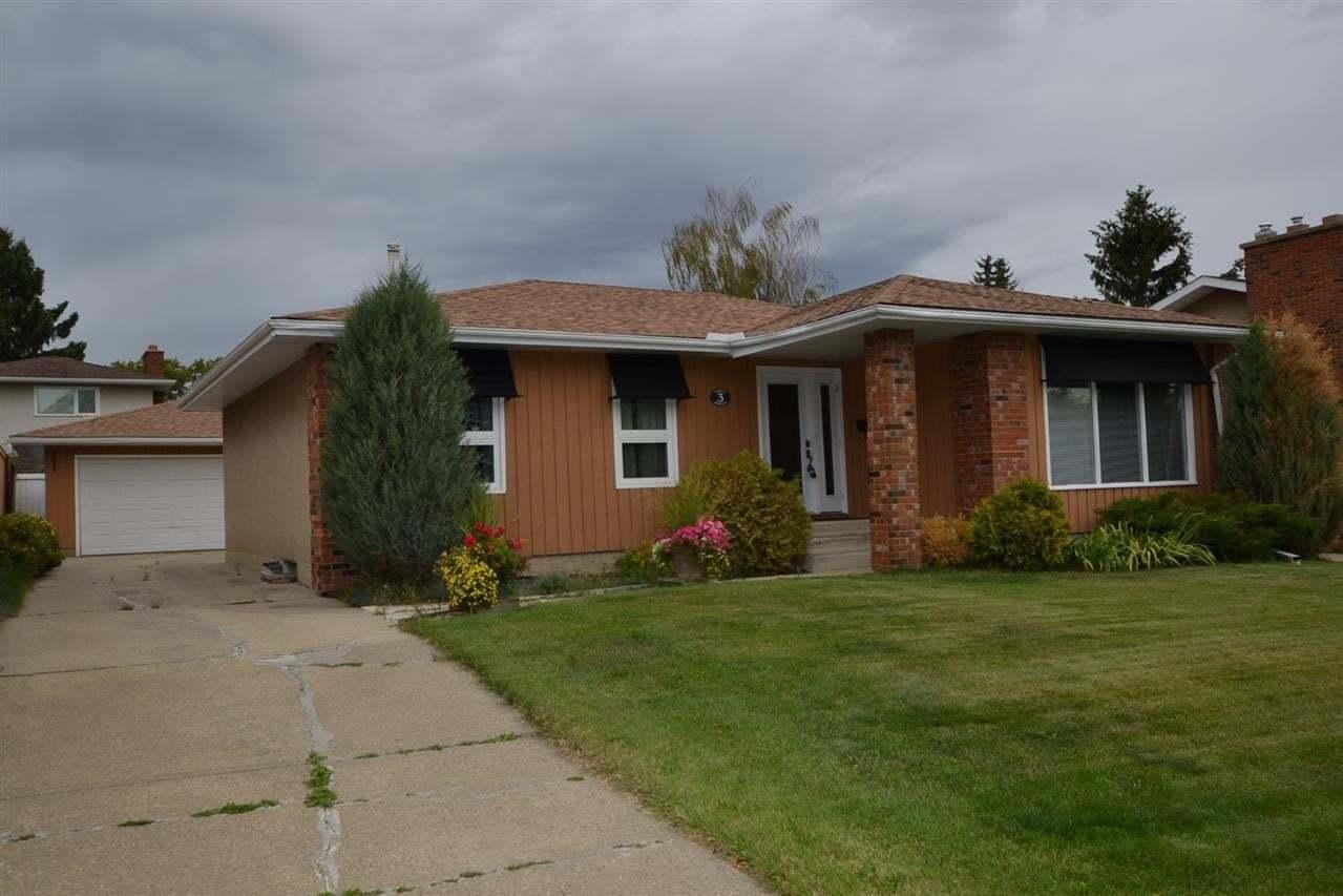 House for sale at 3 Fairfax Cr St. Albert Alberta - MLS: E4213208