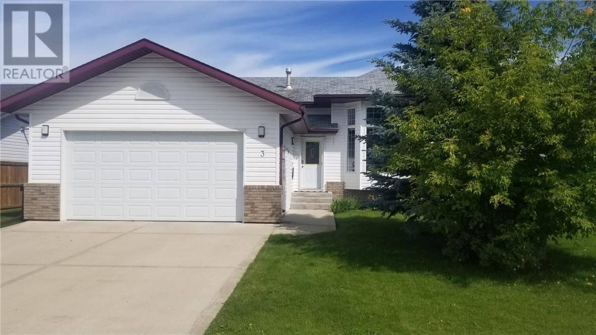 House for sale at 3 Fern Cres Sylvan Lake Alberta - MLS: ca0172781