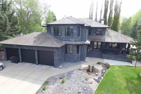 House for sale at 3 Fieldstone Pl Spruce Grove Alberta - MLS: E4143223