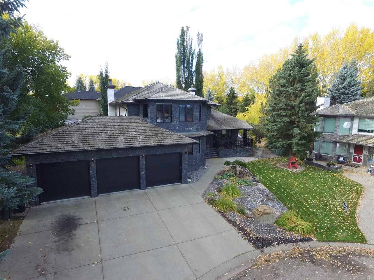 House for sale at 3 Fieldstone Pl Spruce Grove Alberta - MLS: E4172935