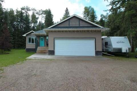 House for sale at 3 Forest Cs Rural Clearwater County Alberta - MLS: A1016046