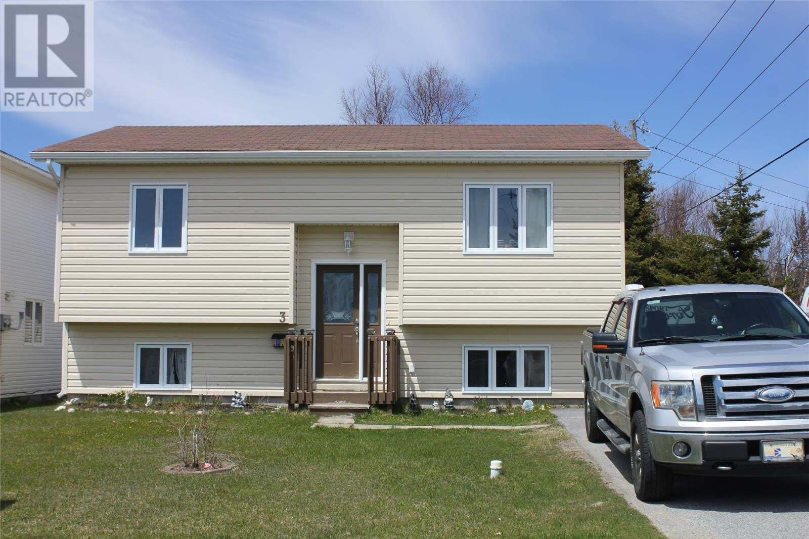House for sale at 3 Fowlow Dr Stephenville Newfoundland - MLS: 1214045
